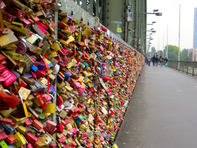 Cologne's Locks of Love