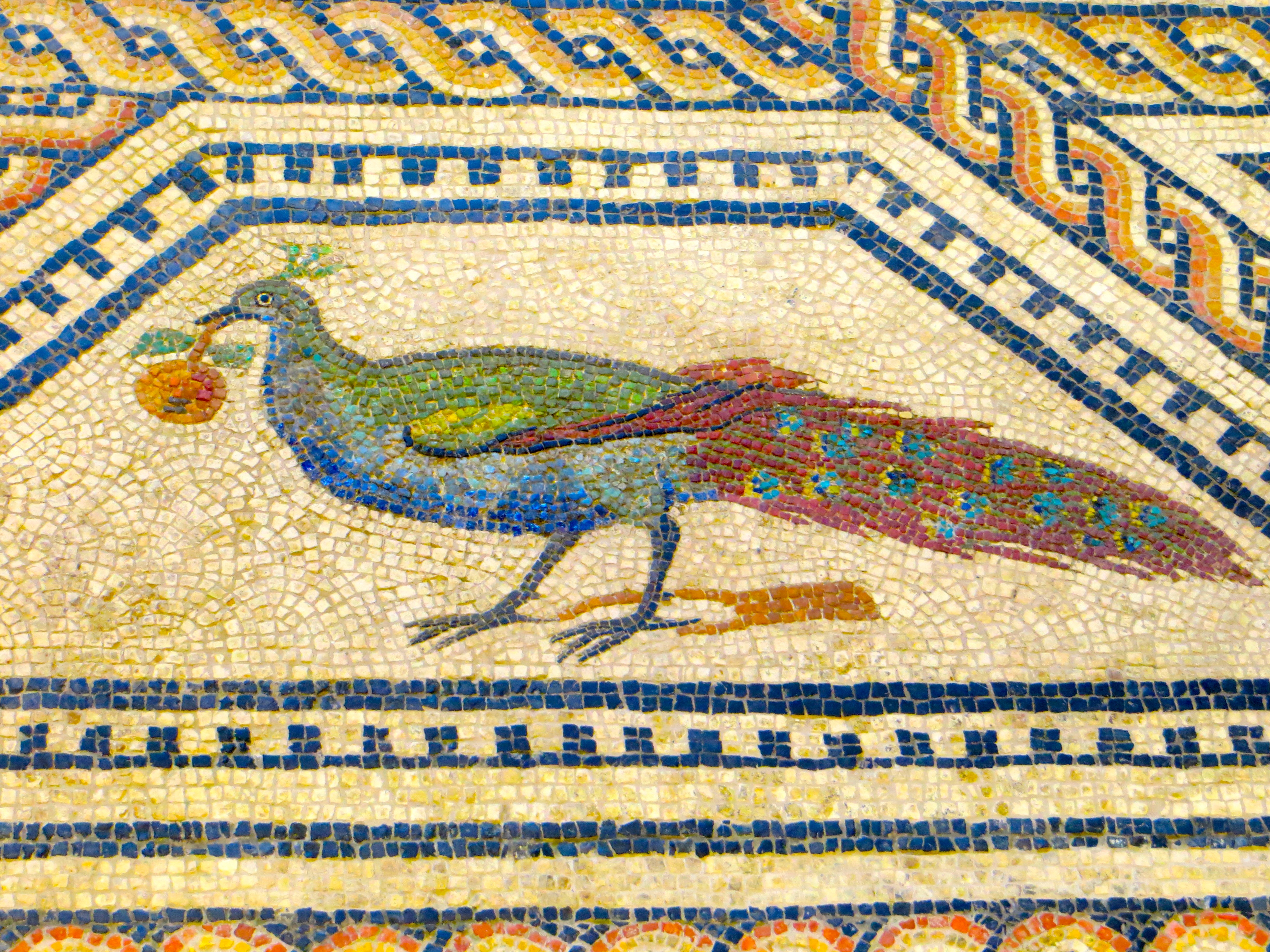 Digging Ancient Art – Literally: Cologne\'s Dionysus Mosaic | GALLIVANCE