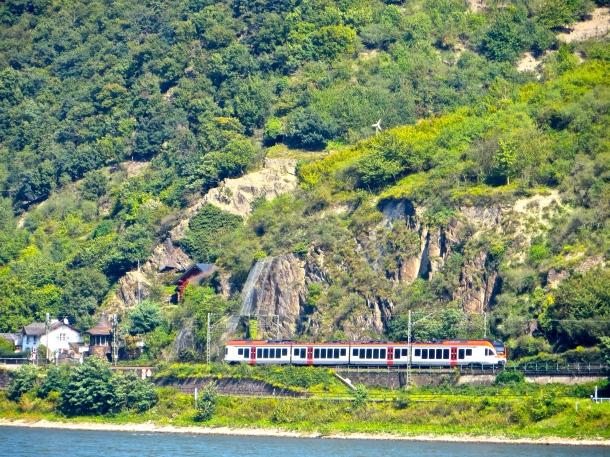 Rhine Valley Train