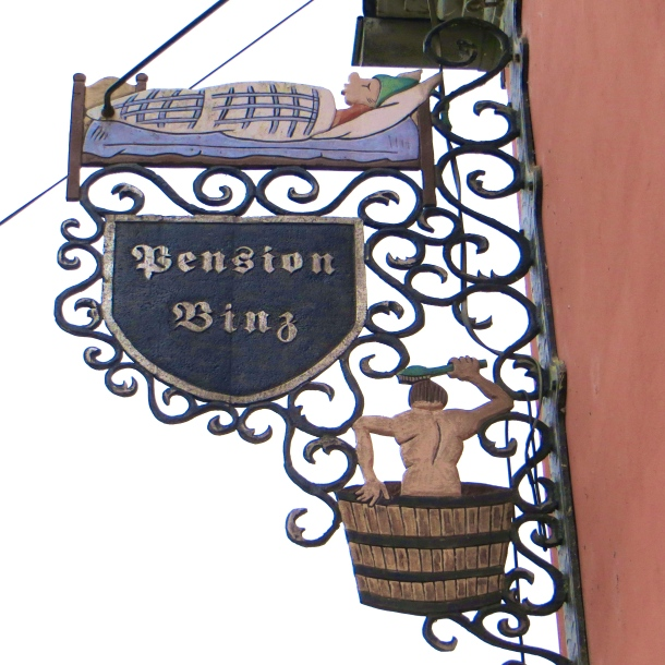 Sign-Pension