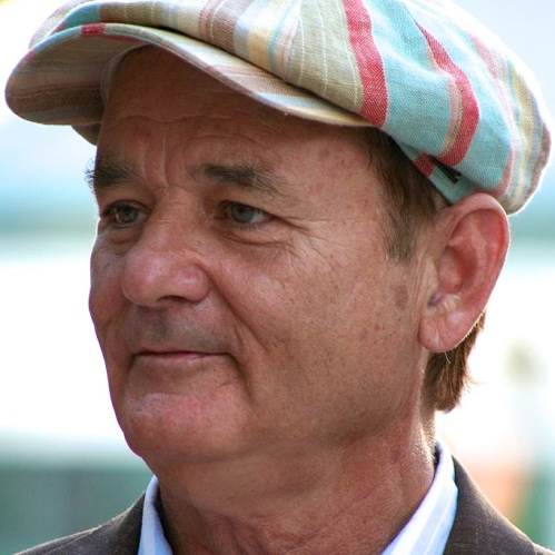 Bill Murray on Travel