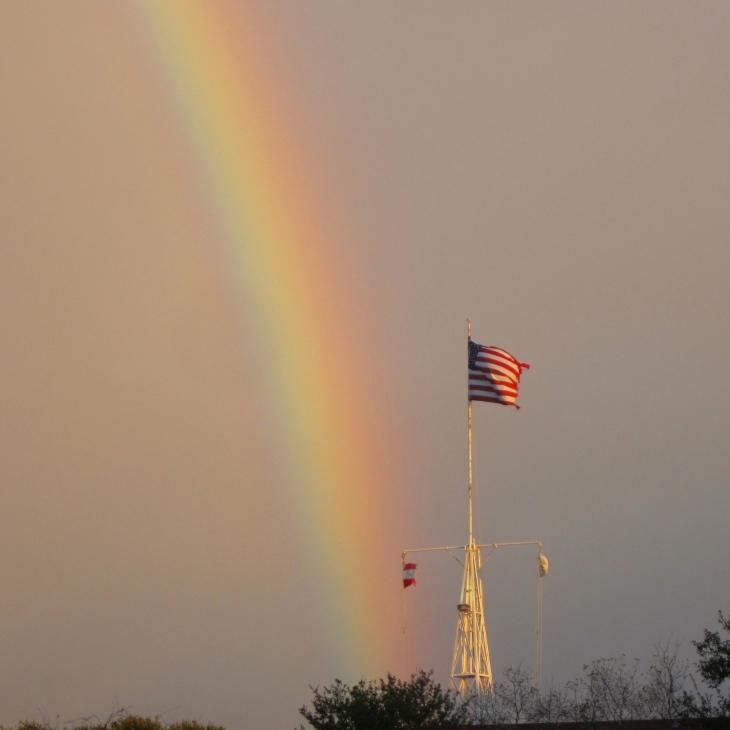 Coast Guard Staion Rainbow