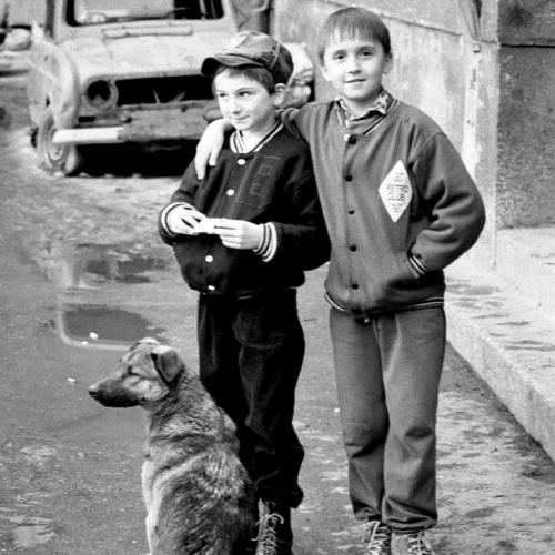 Dodging Bullets in Sarajevo