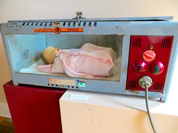 Explosion-Proof Baby Incubator