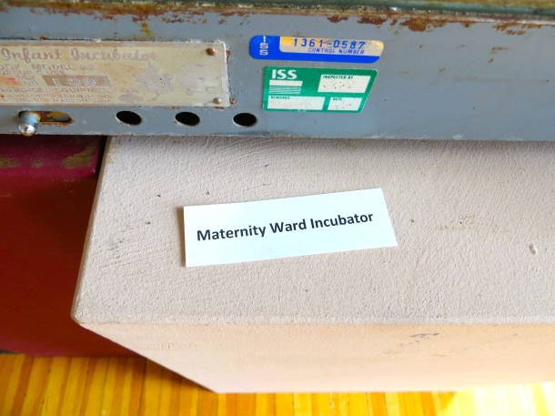 Maternity Ward Incubator
