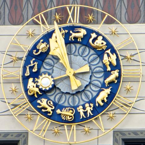 Munich Clock