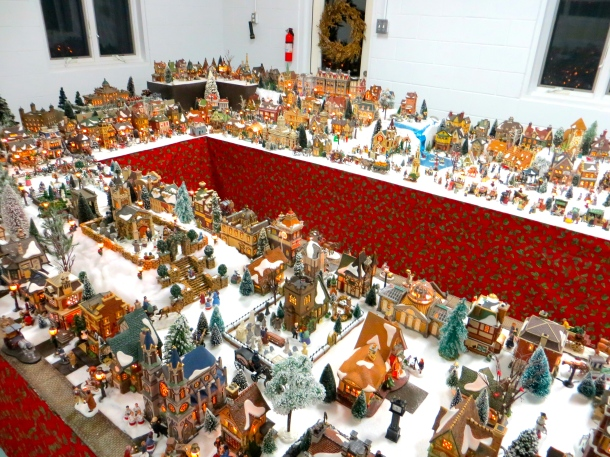 Urania's Dickens Village
