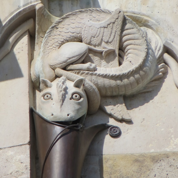 Budapest Downspout