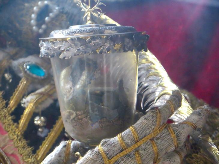 Saint Mundita's Hand