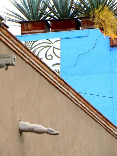 San Miguel Modern Gargoyle