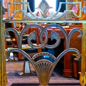 Baton Rouge Art Deco Heart Capitol