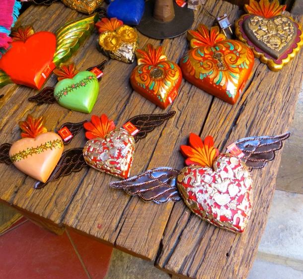 Guanajuato Market Hearts