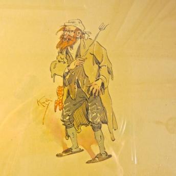 Illustration-Fagin by Kyd