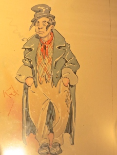 Illustration-The Artful Dodger by Kyd