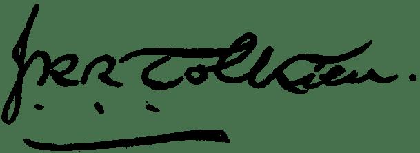 JRR_Tolkien_signature
