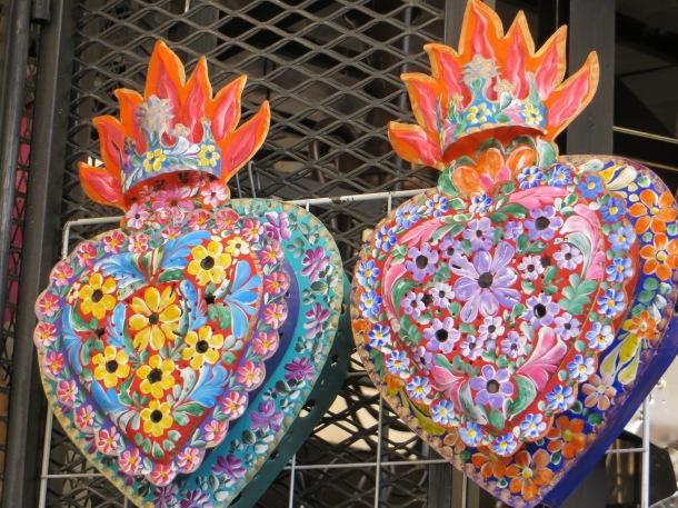 SMA Floral Hearts