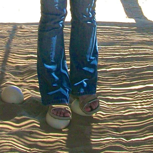 Fiona's Feet
