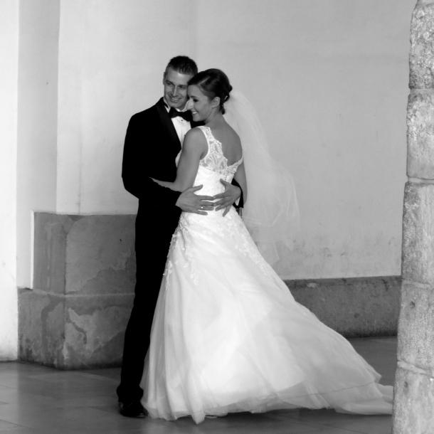 Krakow Bride and Groom