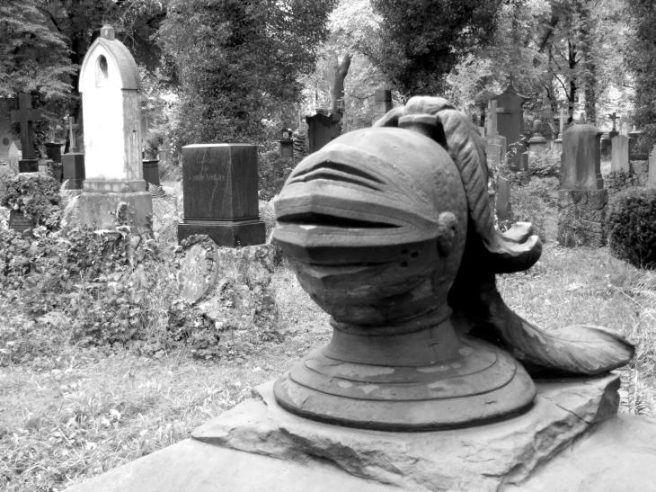 Munich Cemetery 2