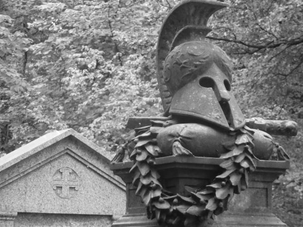 Munich cemetery