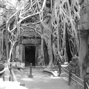 The Apocalypse Has Come And Gone: Angkor's Ta Prohm