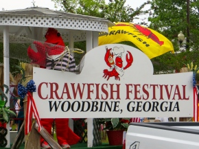 A Crawfish Festival: Mudbug Mania and a Gorilla in Panties