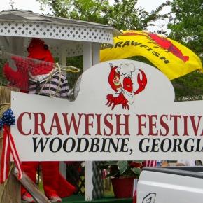 A Crawfish Festival: Mudbug Mania and a Gorilla inPanties