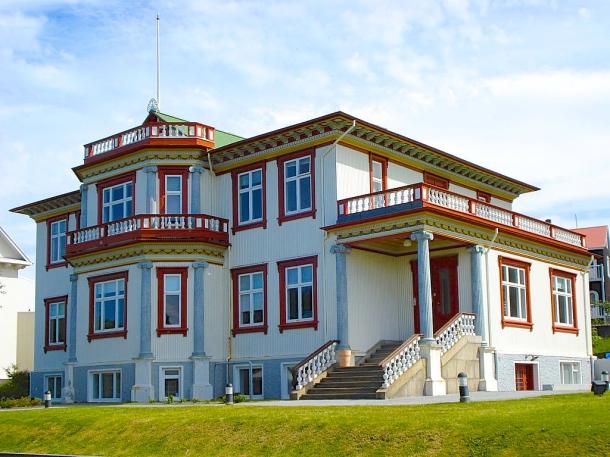 Húsið Thors, Reykjavík, Iceland