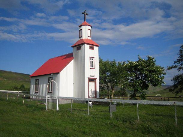 Kirkjan á Bólstaðahlíð