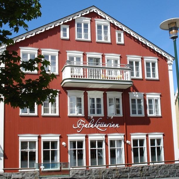 Restaurant Fjalakoturinn