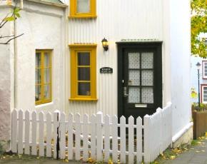 Iceland's Quaint Corrugated Construction: From Mundane toMarvelous