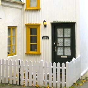 Iceland's Quaint Corrugated Construction: From Mundane to Marvelous