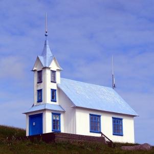 Stöðvarfjörður_Alte_Kirche