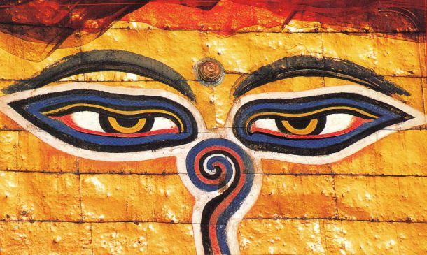 nepal-kathmandu-eyes