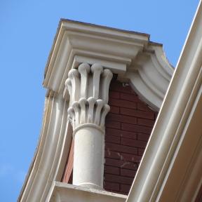Upper column
