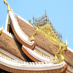 Unadulterated Eye Candy: The Temples of Luang Prabang