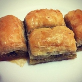 2. Baklava from Macedonia