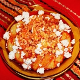 3. Katchamak (Polenta with Cheese) from Bulgaria