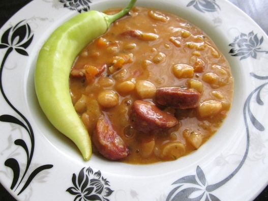 1. Pasulj (Bean Soup) from Serbia