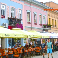 Novi Sad, Serbia: Some Welcome Time Off the Tourist Treadmill