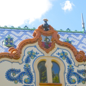 Upstarts and Ingrates: Art Nouveau in Subotica,Serbia