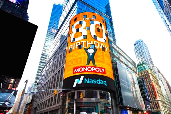 Monopoly 80th Birthday