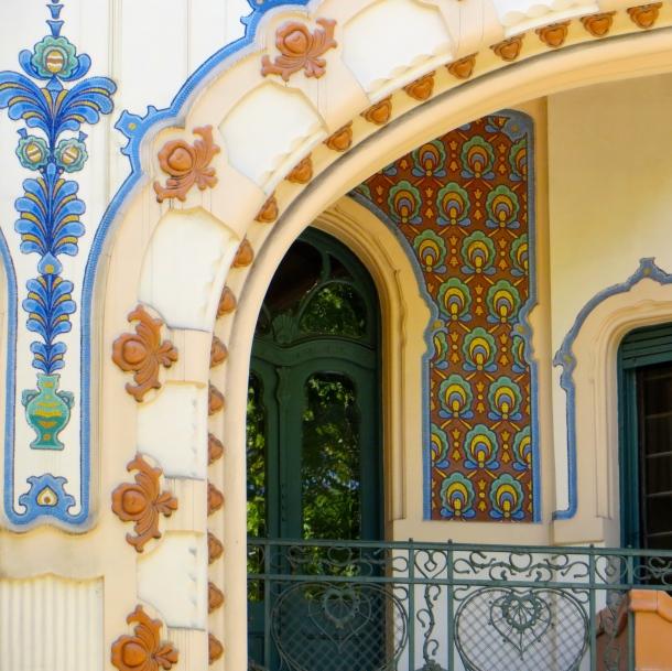 Raichle Palace Balcony