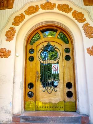 Raichle Palace Door