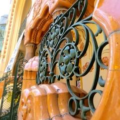 Raichle Palace Railing Detail