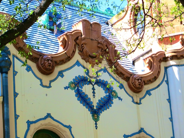 Raichle Palace Roofline