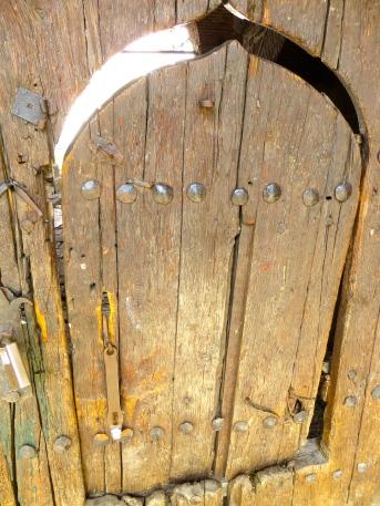 Caravanserai Door