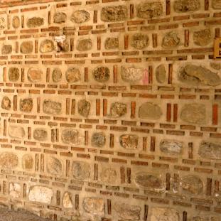 Caravanserai Wall
