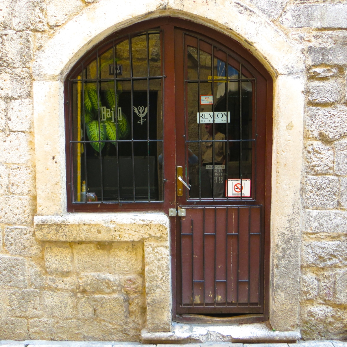 The Unique Shop Doors of Kotor