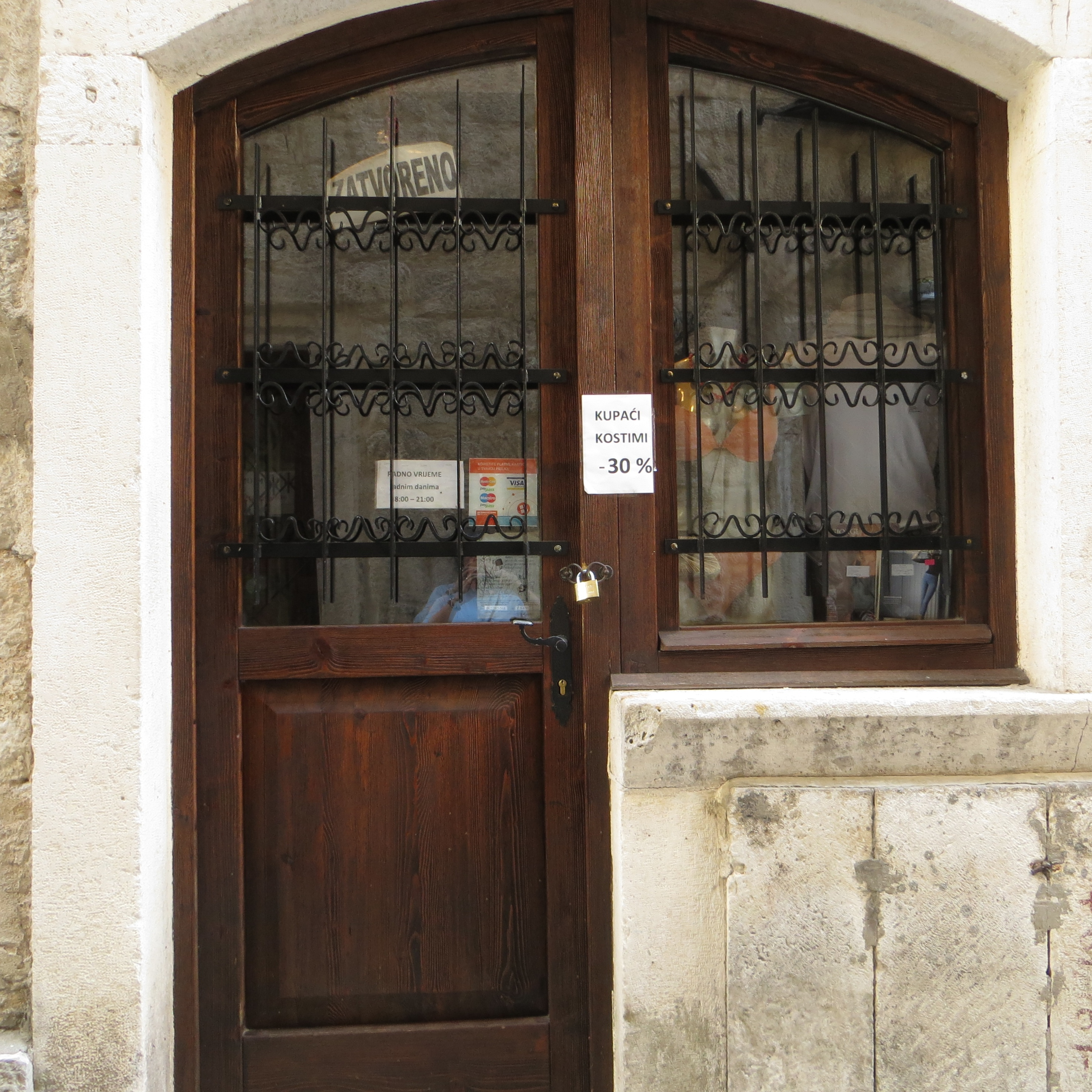 Door 6JPG & The Unique Shop Doors of Kotor | GALLIVANCE Pezcame.Com
